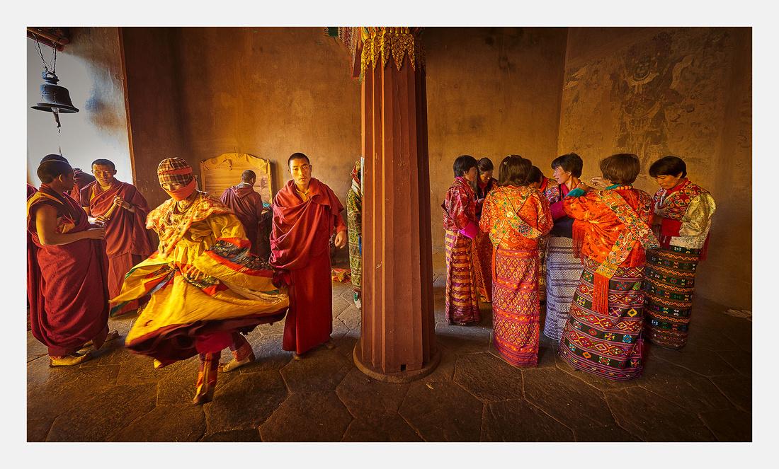 Bhutan Getting Ready