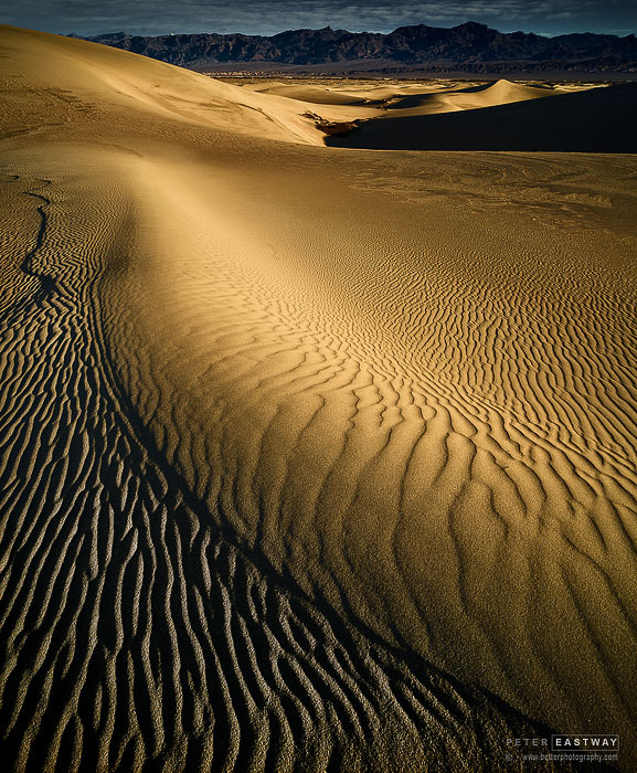 Sand Dunes, Stovepipe Wells, Death Valley