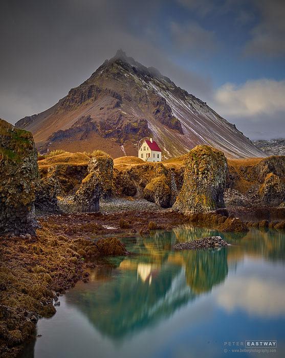 House, Arnarstapi, Iceland