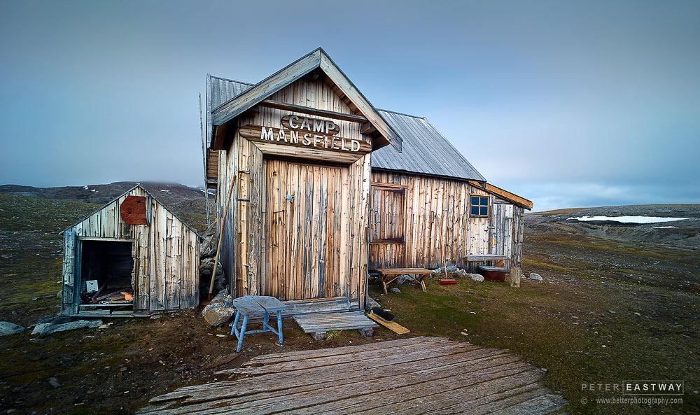 Camp Mansfield, Ny-London, Svalbard