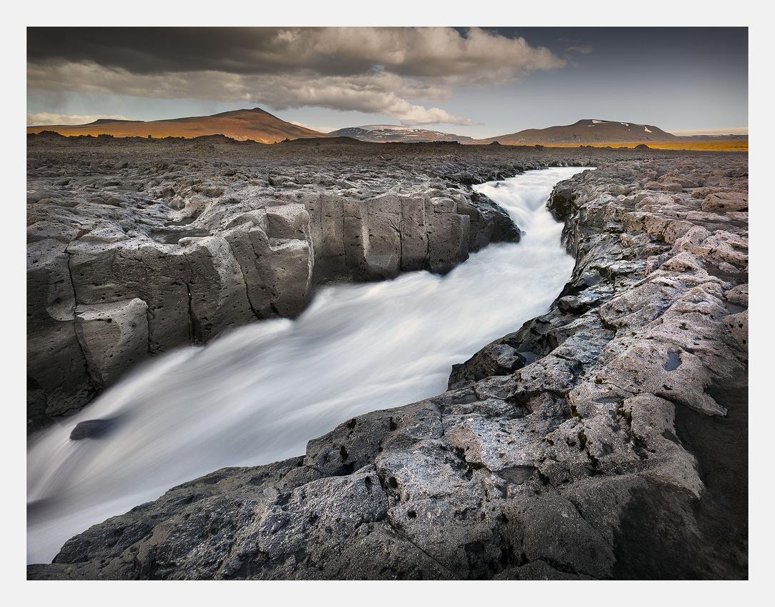 Geita River, Iceland